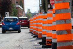 Malgré la COVID-19, une autre année de grands chantiers à Montréal