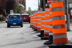 Chantiers routiers: des mesures de sécurité sont proposées par la CSD