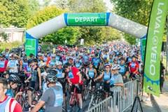 Des kilomètres de sourires au tour cycliste de Laval à vélo