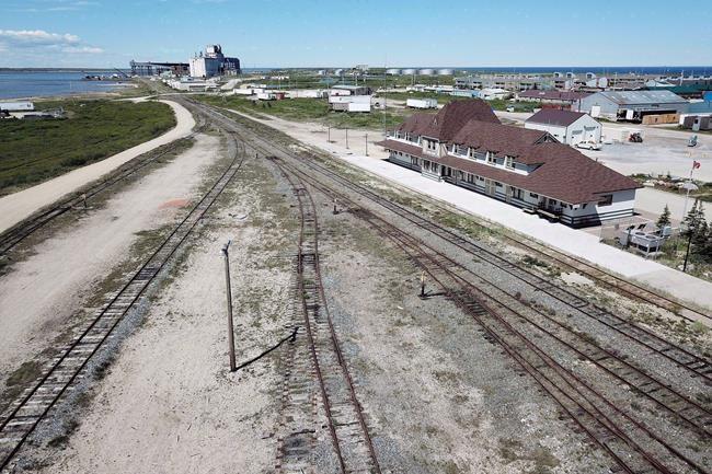 Ottawa versera 117M$ pour le service ferroviaire à Churchill