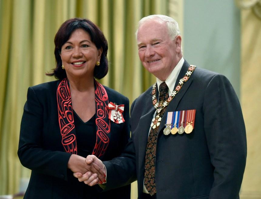Des membres de l'Ordre du Canada de la Colombie-Britannique dénoncent le projet Trans Mountain