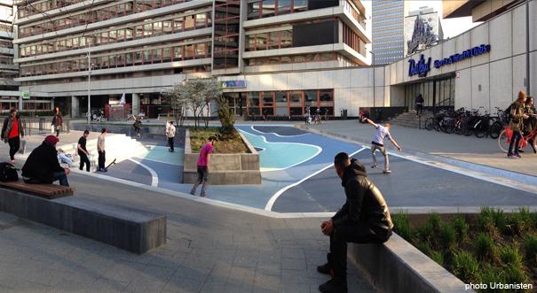 Un projet de Water Square dans Lachine-Est envisagé