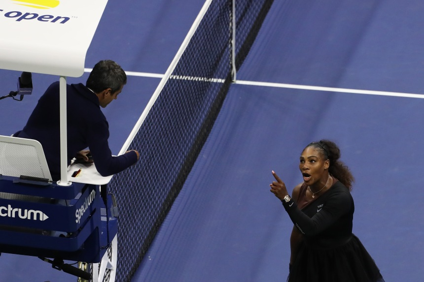 La WTA exige un traitement égalitaire entre les femmes et les hommes