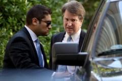 De nouvelles allégations contre le juge Kavanaugh émergent