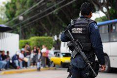 Près de 20 passagers d'un autocar enlevés par des hommes armés au Mexique