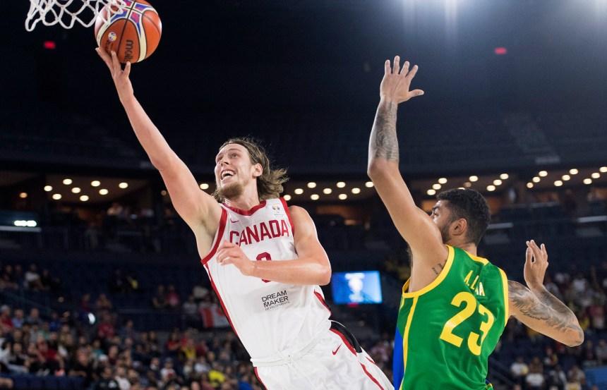 Le Canada défait le Brésil 85-77