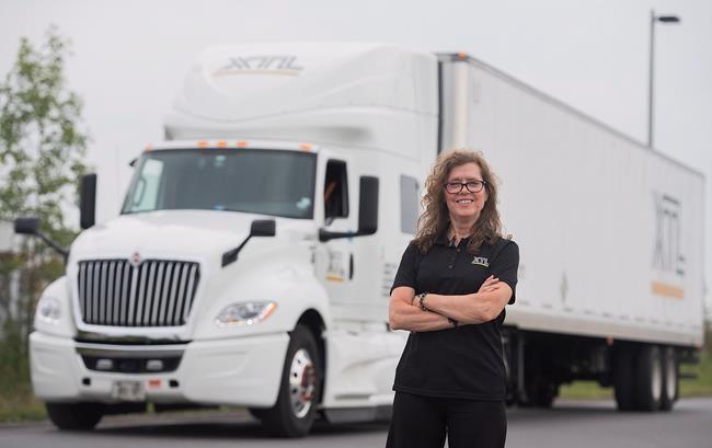 rencontre femme camionneur