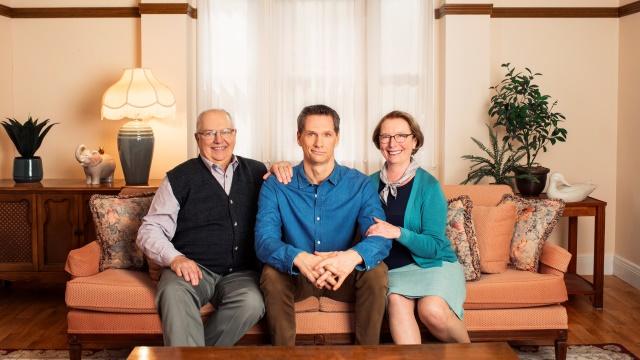 Discussions avec mes parents: chercher le rire sans rien brusquer