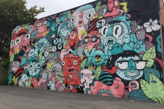 Verdun residents denounce scary mural