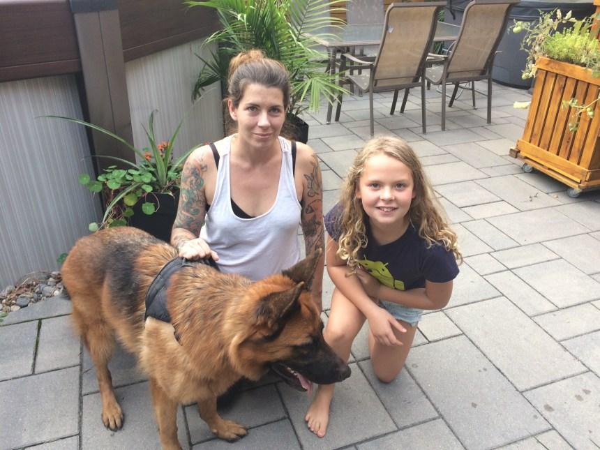 Des propriétaires de chien de MHM réclament une nouvelle AEC
