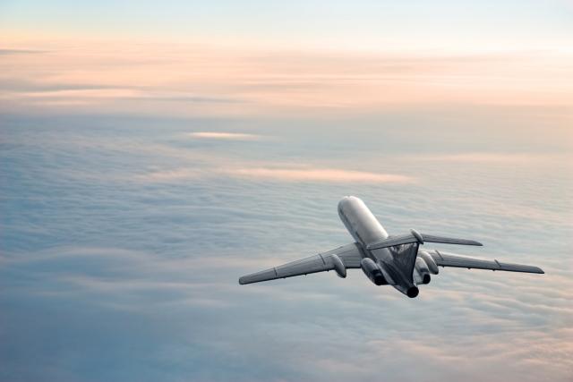 Les Américains sont ceux qui prennent le plus l'avion