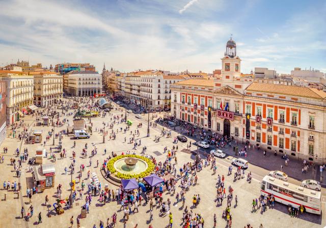 Espagne: le nombre de touristes baisse en juillet, une première depuis 2009