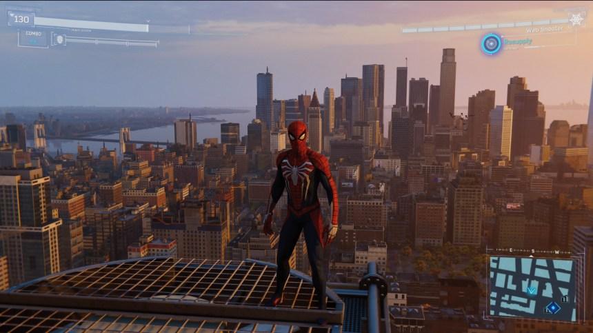 Mise à l'essai: Un Spider-Man divertissant