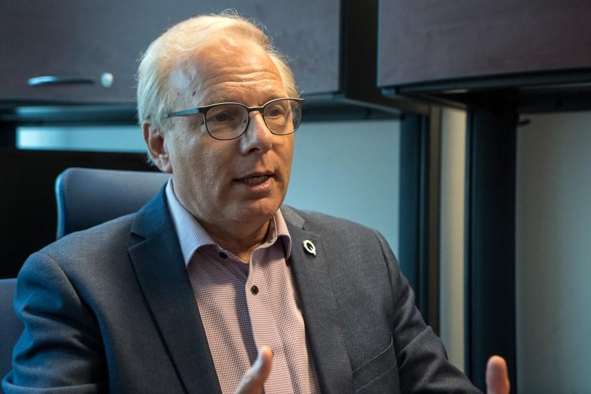 Jean-François Lisée: «Le REM, c'est le Mirabel de 2018»