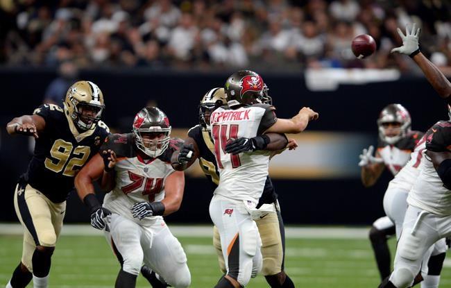 NFL: Onyemata est soulagé de plus de 40 000 $