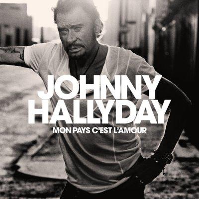 «Mon Pays c'est l'amour»: l'album posthume de Johnny Hallyday
