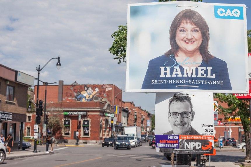 La parole aux candidats de Saint-Henri-Sainte-Anne