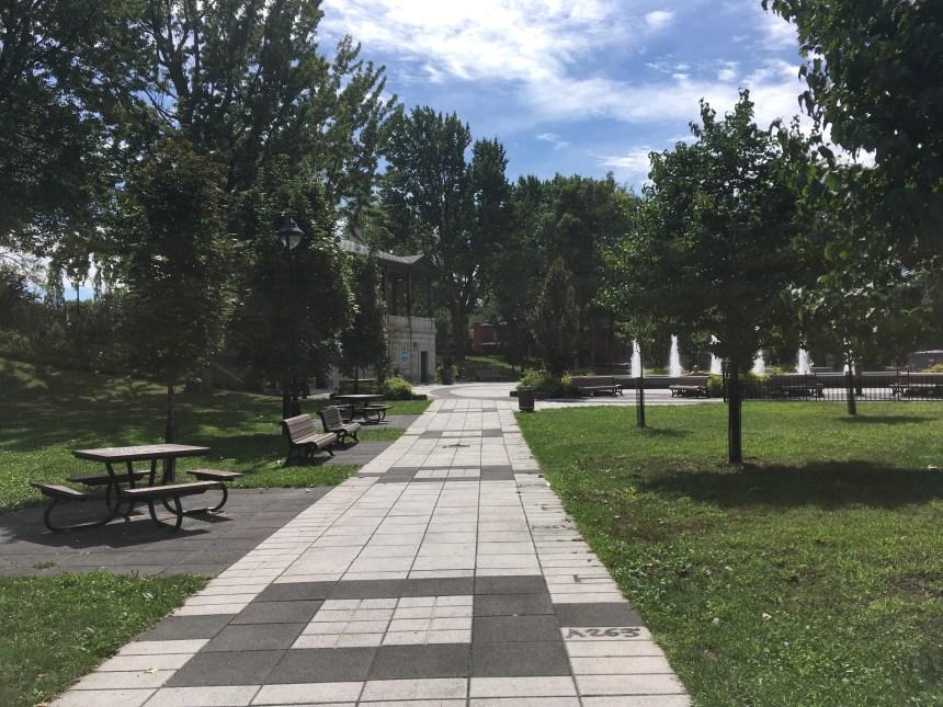 Une initiative citoyenne pour nettoyer le Parc Morgan