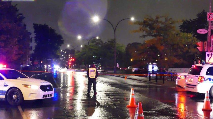 Saint-Laurent: La femme happée par un véhicule est décédée