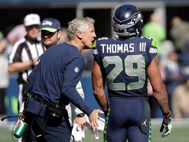 La défensive des Seahawks malmène les Cowboys