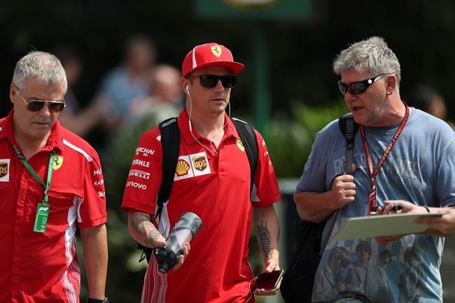 Dossier Raikkonen: Ferrari explique sa décision