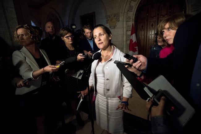 ALÉNA: des élus américains «frustrés» des tactiques du Canada