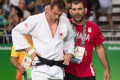 Le judoka Antoine Valois-Fortier est de retour à la compétition, après neuf mois