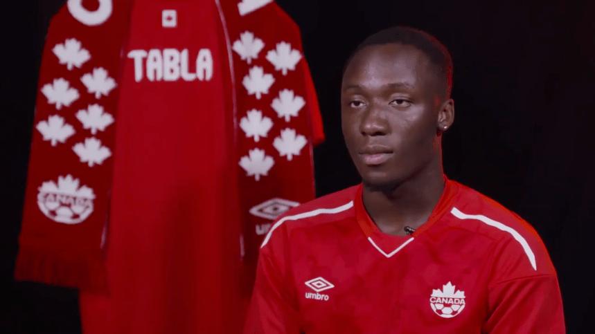 Soccer: Ballou choisit le projet canadien