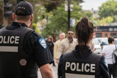 Profilage racial: deux policiers du SPVM suspendus