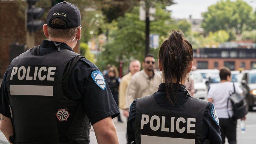 Une baisse du financement du SPVM augmenterait la criminalité, selon la Fraternité des policiers