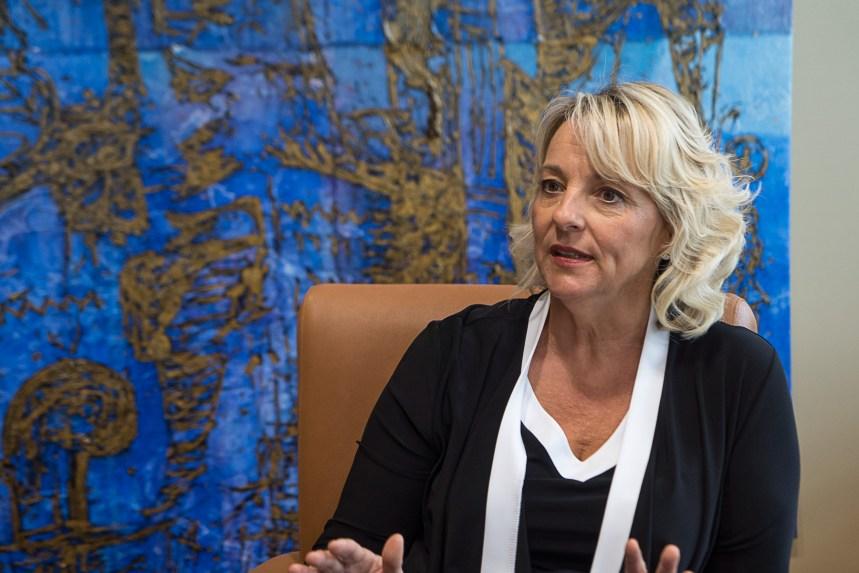 Sylvie Parent: «Longueuil a manqué d'investissements»