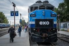 Trains de banlieue: moins de retards cet hiver malgré les travaux du REM