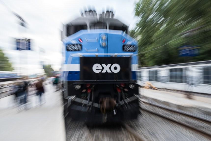 Du wifi dans le réseau de trains de banlieue?