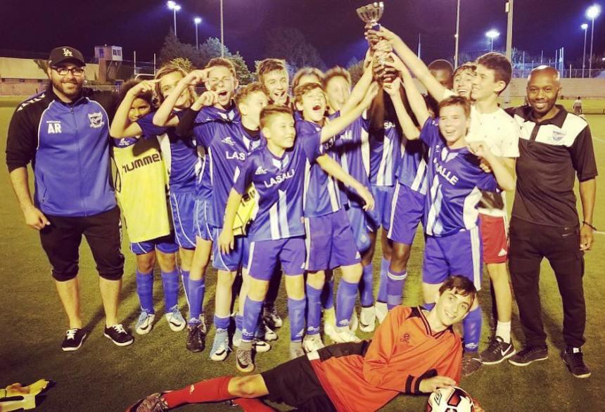 Les Rapides de LaSalle qualifiés à la coupe provinciale