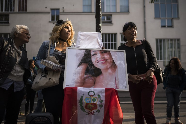 Paris Match condamné pour une photo du cadavre d'une prostituée transgenre
