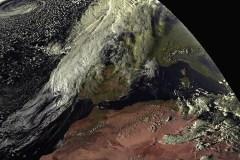 Le Portugal et l'Espagne face à Leslie, rare ouragan «zombie»