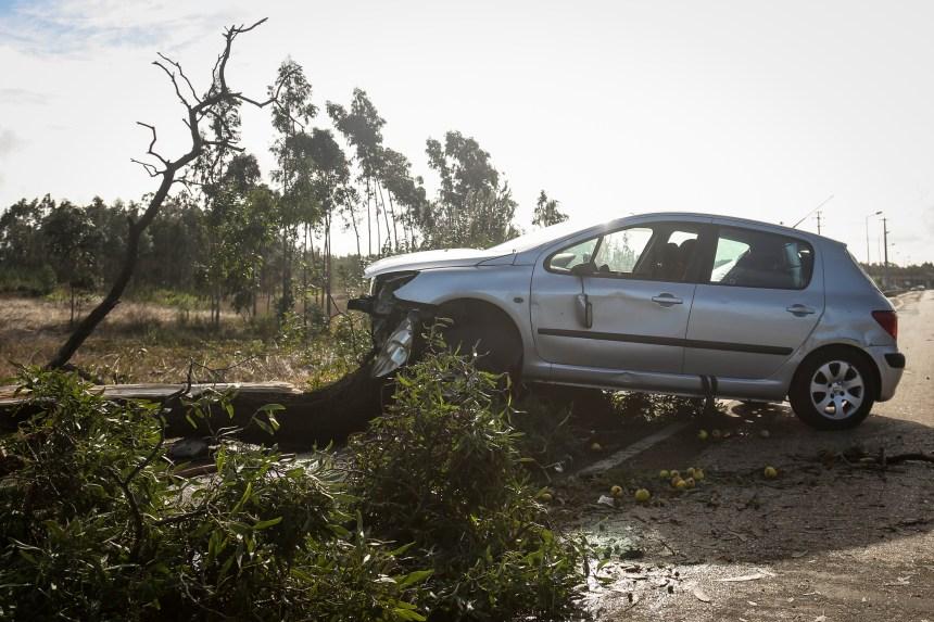 L'ouragan portugais