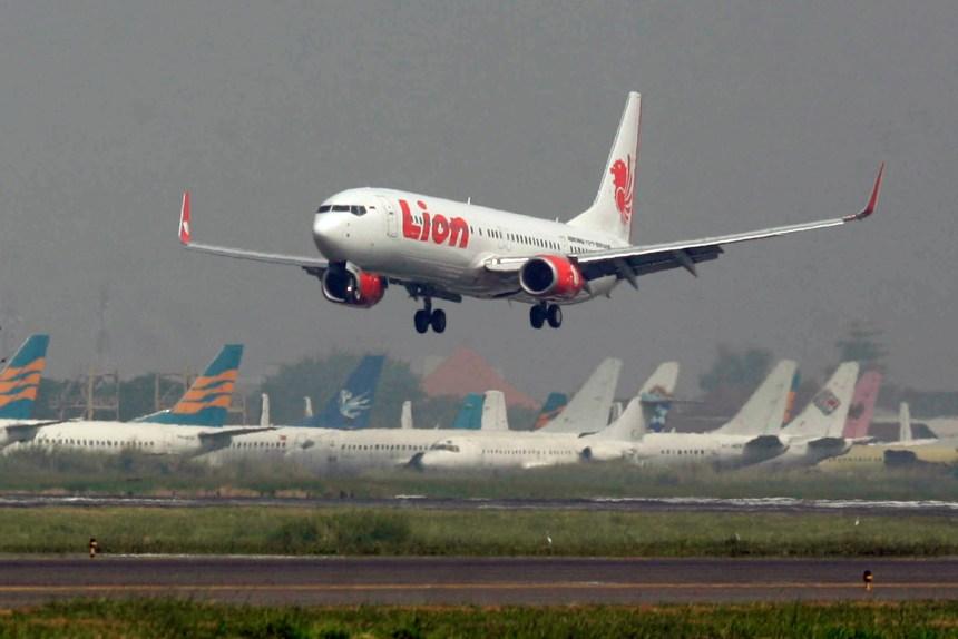Indonésie: Un vol de Lion Air s'abîme en mer avec 189 personnes à bord