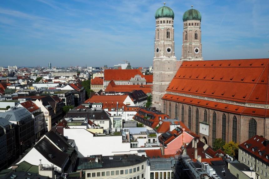 En «beercation» à Munich