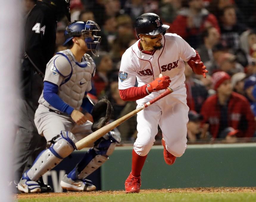 Les Red Sox signent un deuxième gain d'affilée