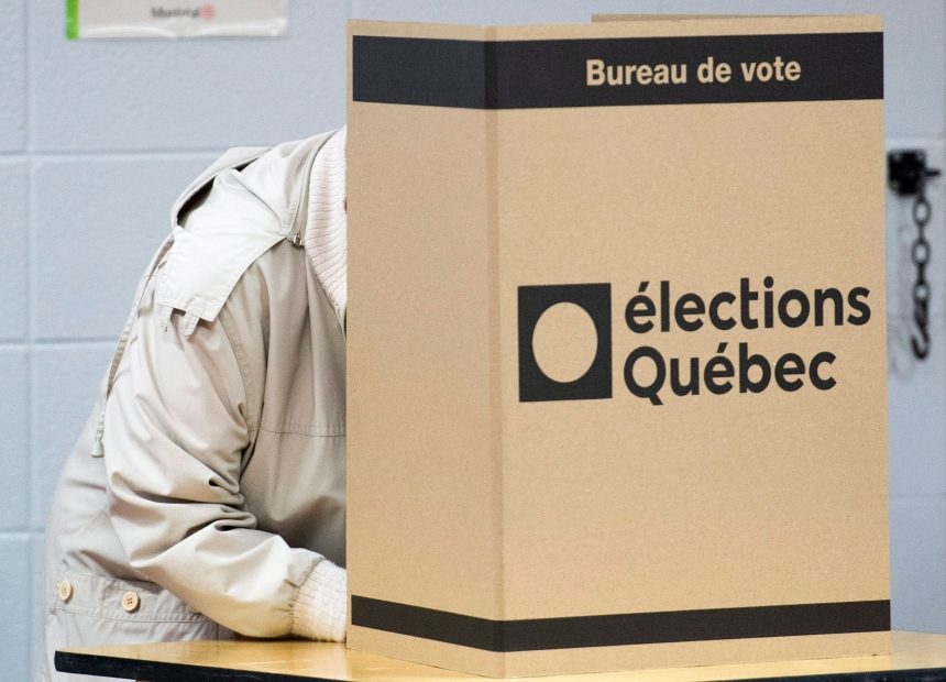 Élection partielle à Montréal-Est