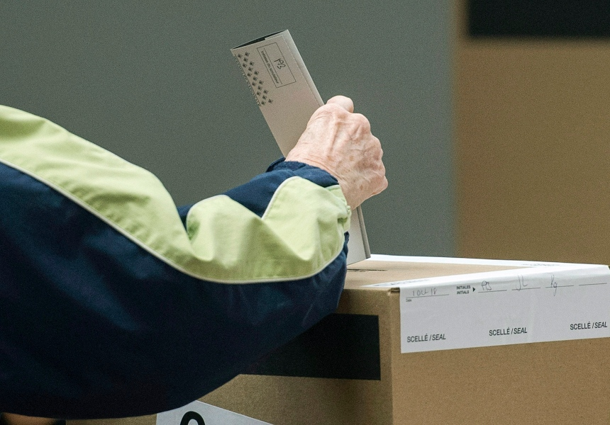 Enquête sur le dépouillement du vote dans Gaspé