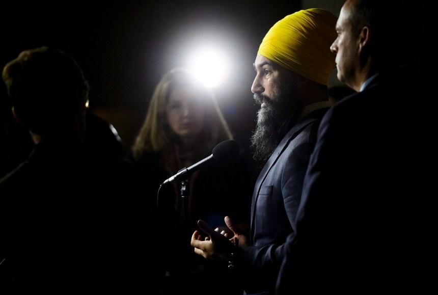 Un débat d'urgence sur le climat demandé à Ottawa