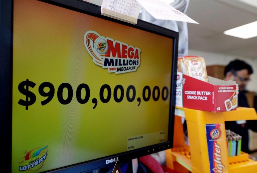 Un gros lot de 900M$ à la loterie américaine