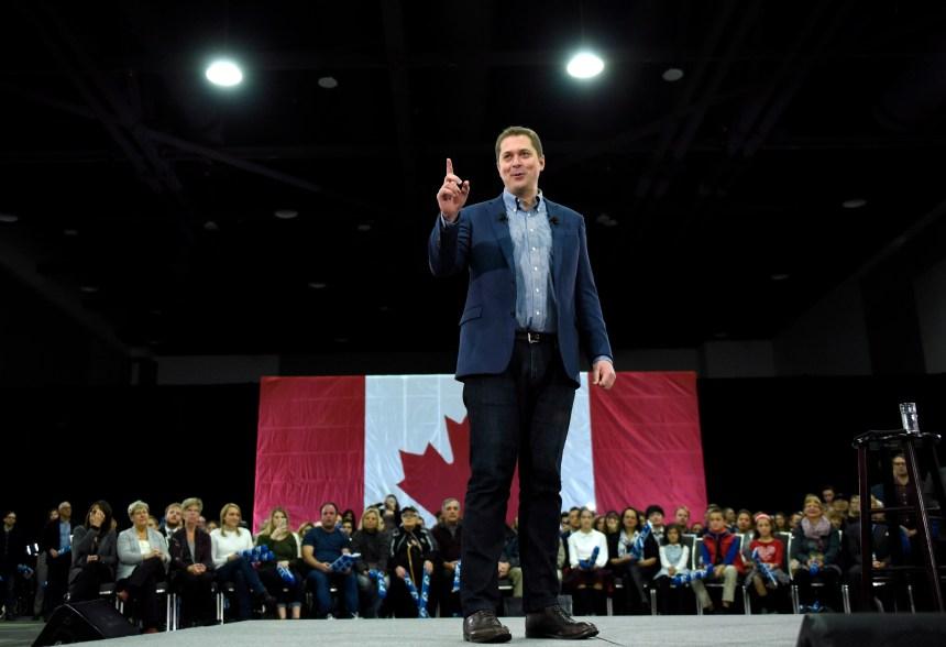 Les conservateurs veulent ressusciter Énergie Est