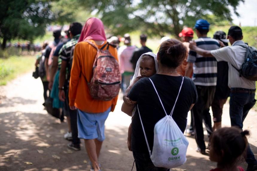 Le Canada soupçonné d'être responsable de la migration forcée des Honduriens