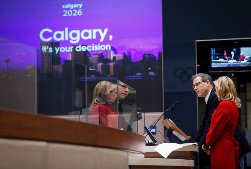 Jeux olympiques 2026: nouvel espoir pour Calgary