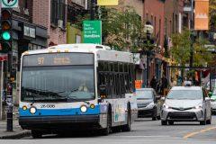 STM: un élu presse la Ville de munir les bus de caméras extérieures