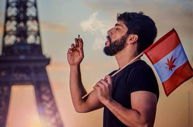 Un spectacle d'humour à Montréal sur le cannabis le 17 octobre