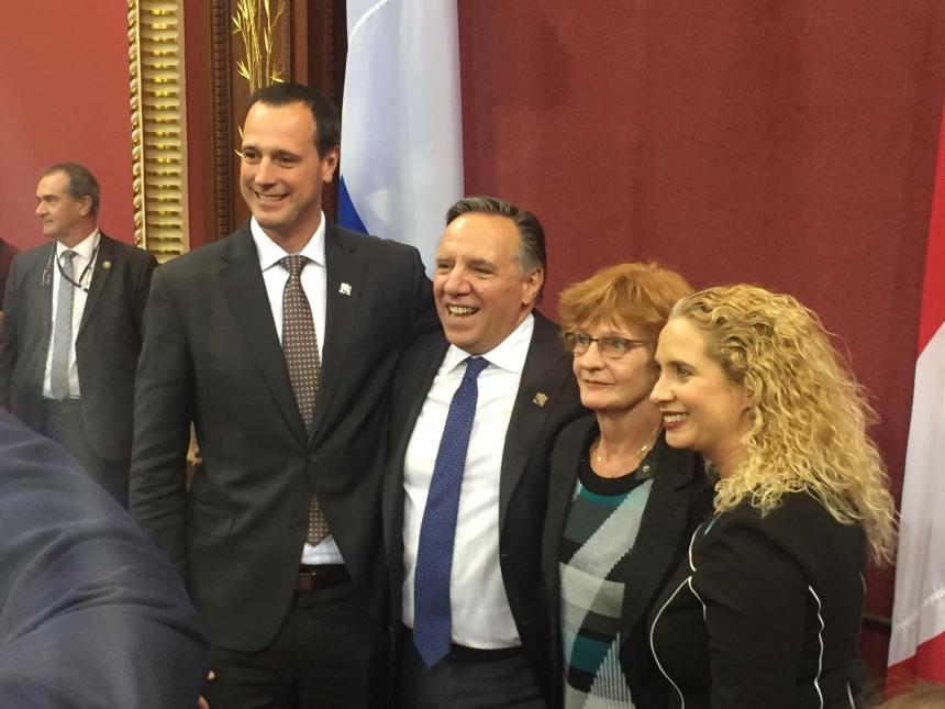 Éducation: de grandes attentes envers le nouveau ministre Roberge